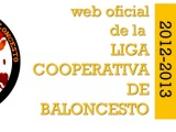 Liga Cooperativa de Baloncesto2012-2013