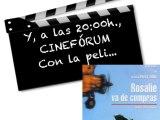 """[Viernes 8 de marzo – Manoteras] Inauguración de la tienda gratis + Cinefórum """"Rosalie va decompras"""""""