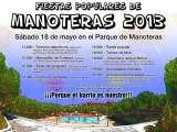 [Sábado 18 de mayo] Fiestas Populares deManoteras