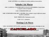 ACTUALIZACION URGENTE!!!! II JORNADAS DE ANIVERSARIO DEL ATENEO LIBERTARIO DEHORTALEZA