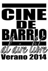 CINE DE BARRIO, al aire libre.Gratis