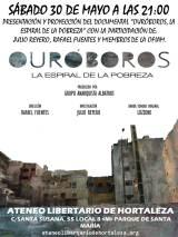 [Sabado 30 de Mayo] Presentacion y proyección del documental Oruboros, la espiral de lapobreza.