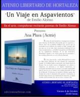 Presentación del libro: Un viaje enAspavientos